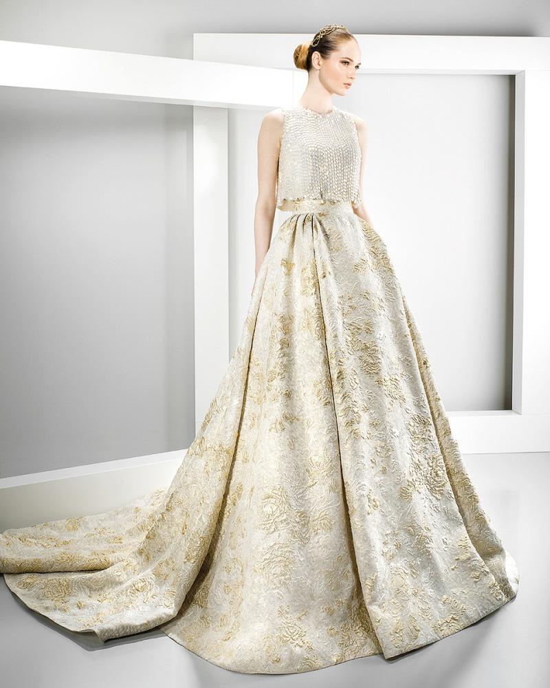 Elegant Wedding Dresses for 2016 from Jesús Peiró