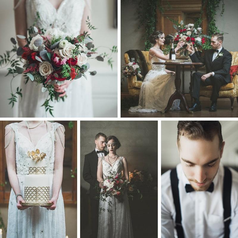 1920s Vintage Wedding Ideas