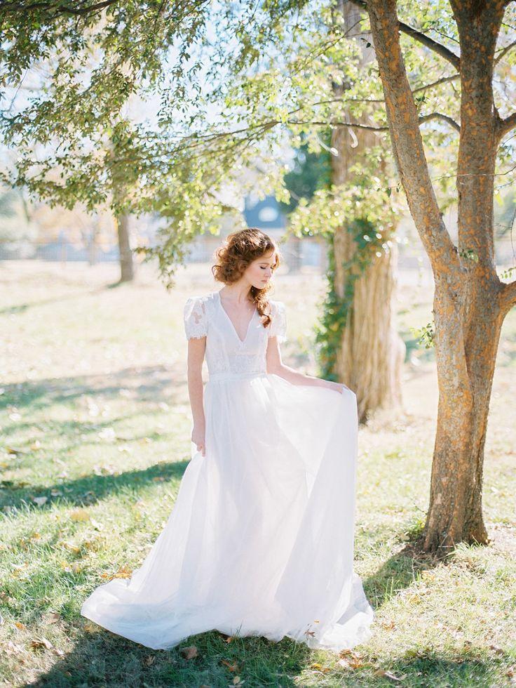 Beautiful Affordable Wedding Dress