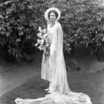 Chic Vintage Art Deco Bride - Ruth Frecheville