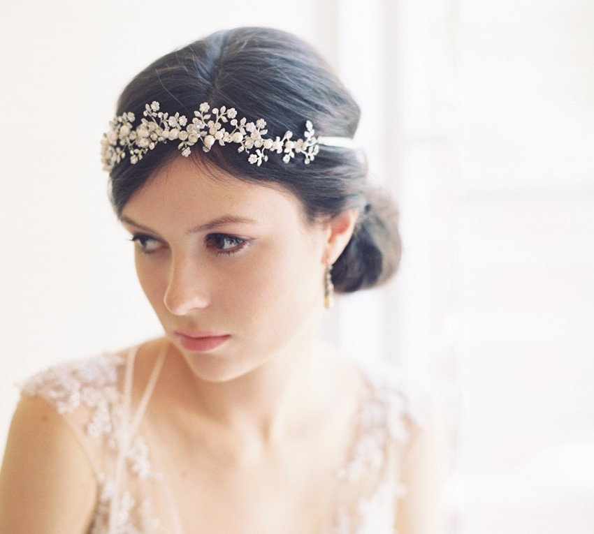 5 Perfect Vintage Bridal Hair Accessories - Vine by Erica Elizabeth Designs