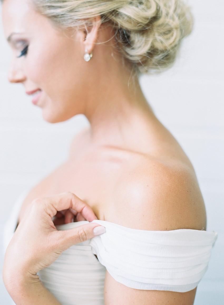 An Elegant & Intimate Autumn Wedding