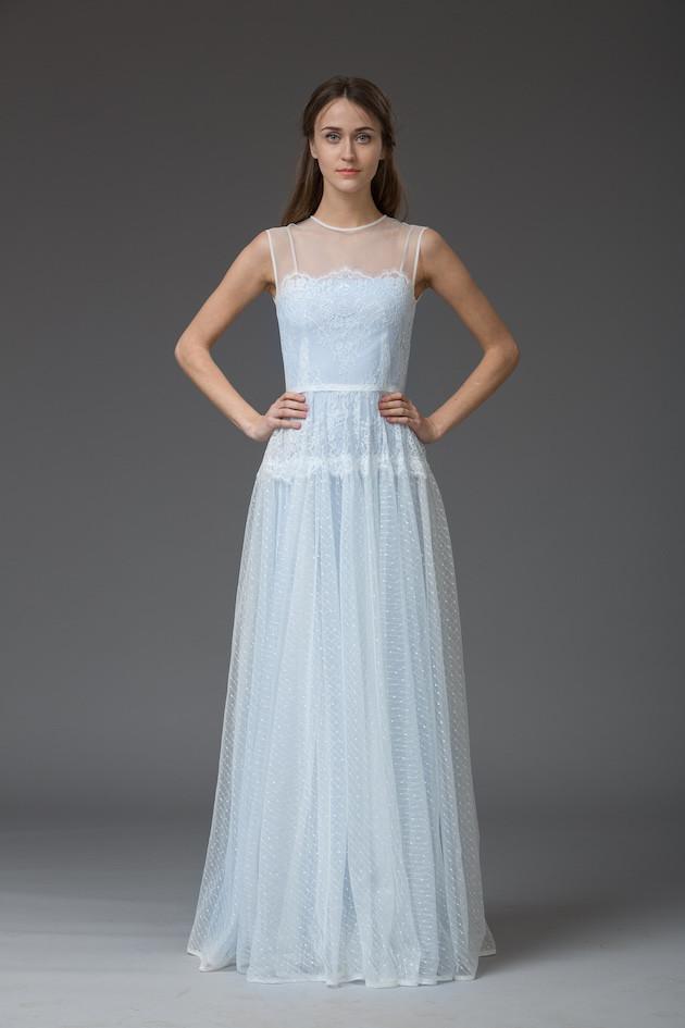 Grazia - from 'Venice' Katya Katya Shehurina's Enchanting 2016 Bridal Collection