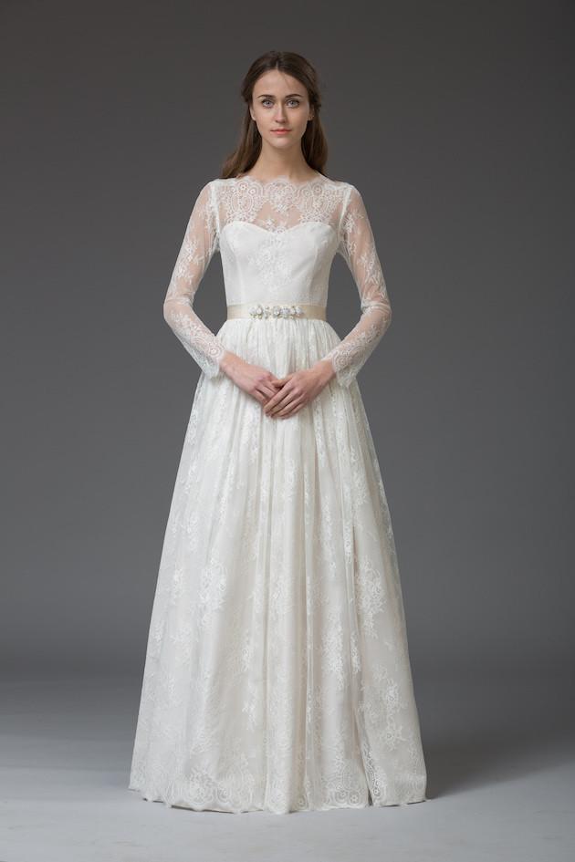 Lisa - from 'Venice' Katya Katya Shehurina's Enchanting 2016 Bridal Collection