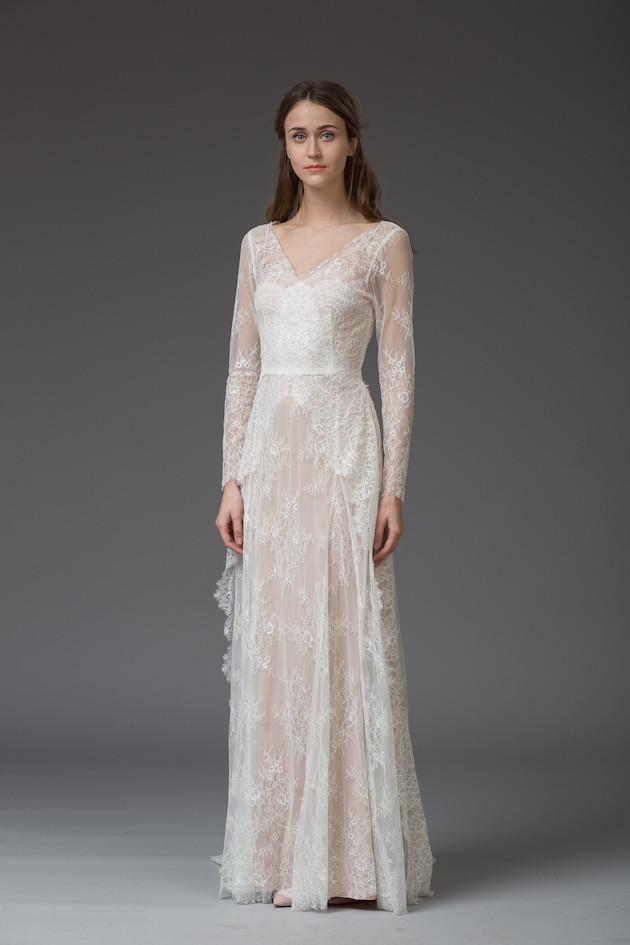 Lucrezia - from 'Venice' Katya Katya Shehurina's Enchanting 2016 Bridal Collection