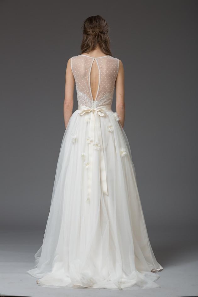 Monica - from 'Venice' Katya Katya Shehurina's Enchanting 2016 Bridal Collection