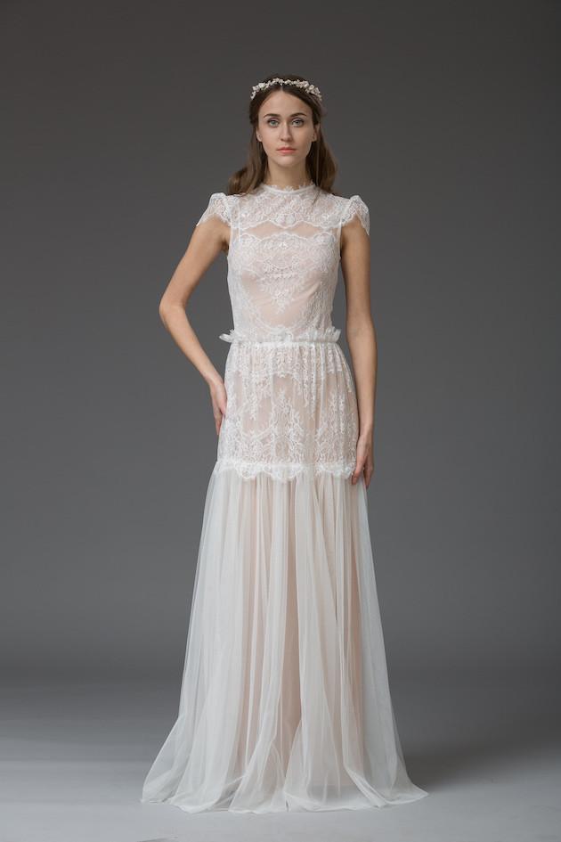 Renata - from 'Venice' Katya Katya Shehurina's Enchanting 2016 Bridal Collection