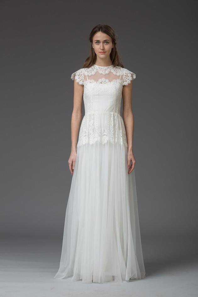 Rossalia - from 'Venice' Katya Katya Shehurina's Enchanting 2016 Bridal Collection