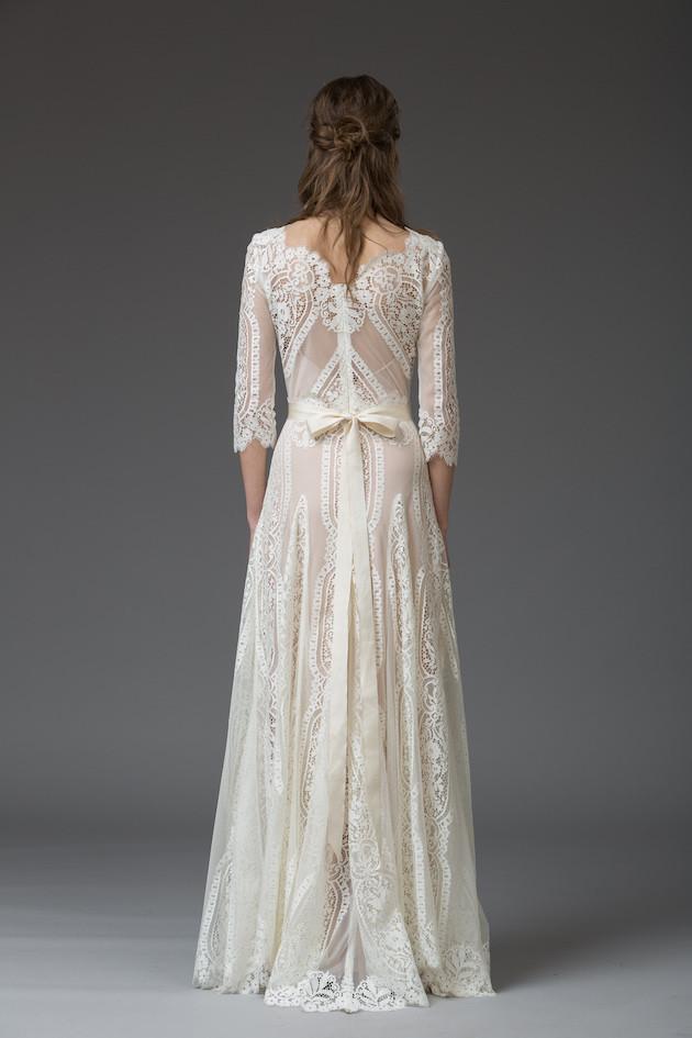 Violetta - from 'Venice' Katya Katya Shehurina's Enchanting 2016 Bridal Collection