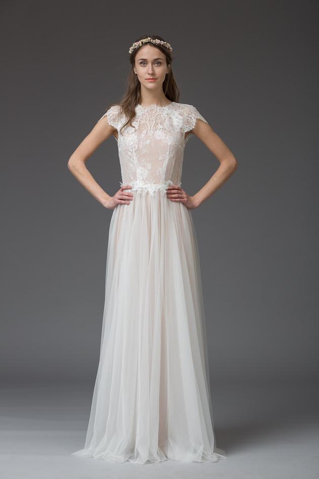 Alessandria - from 'Venice' Katya Katya Shehurina's Enchanting 2016 Bridal Collection