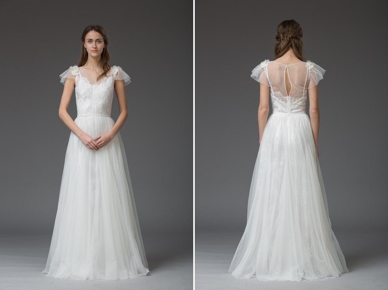 Virginia - from 'Venice' Katya Katya Shehurina's Enchanting 2016 Bridal Collection
