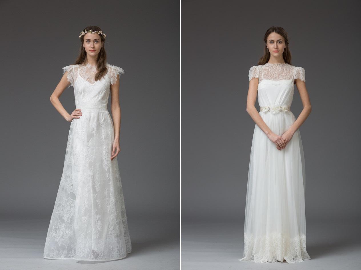 Anrea & Theresa - from 'Venice' Katya Katya Shehurina's Enchanting 2016 Bridal Collection