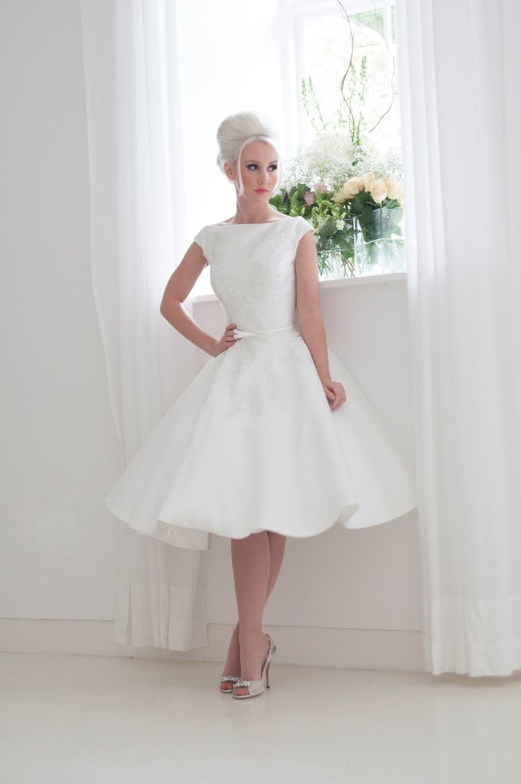 The Most Perfect Wedding Dresses For Summer Brides Chic Vintage