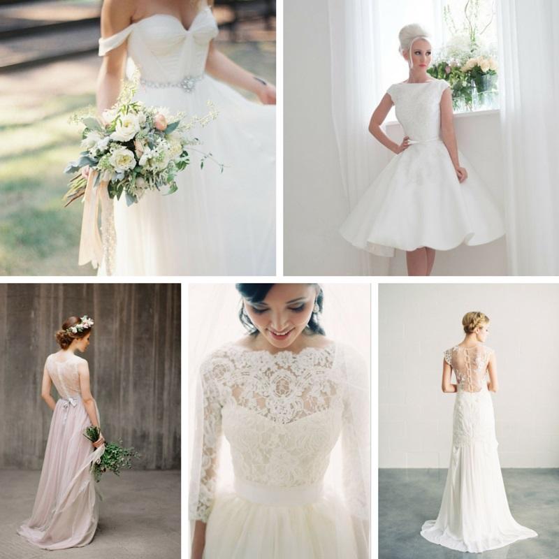 Summer Wedding Dress.The Most Perfect Wedding Dresses For Summer Brides Chic Vintage Brides