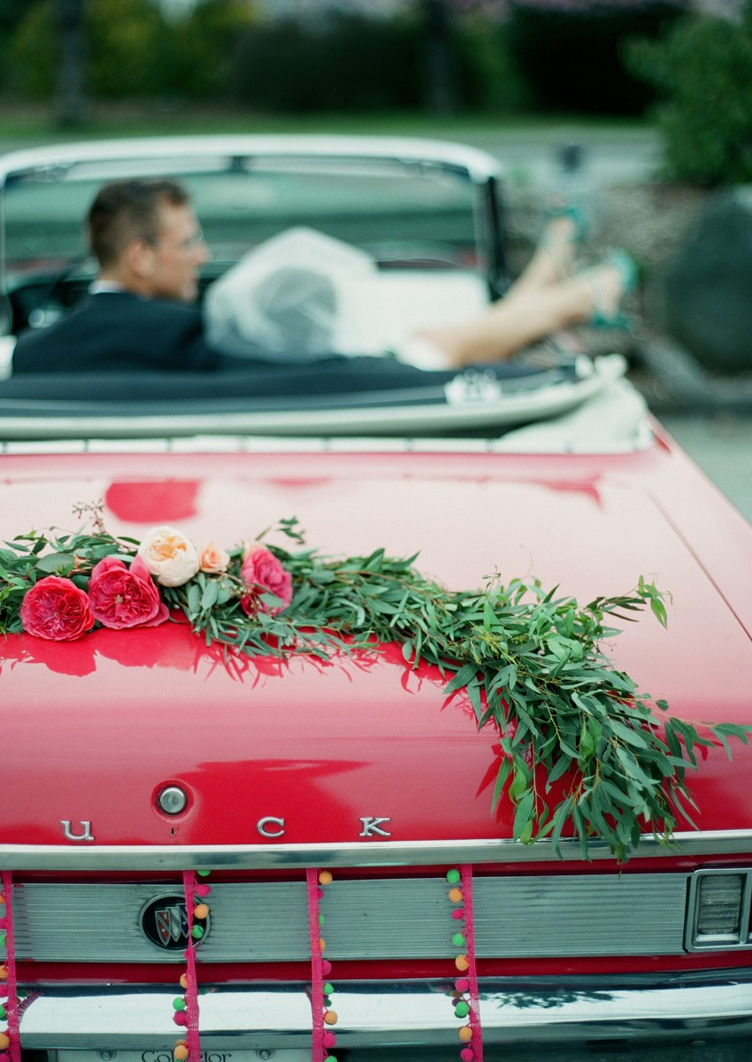 Fabulous Mid-Century Wedding Inspiration