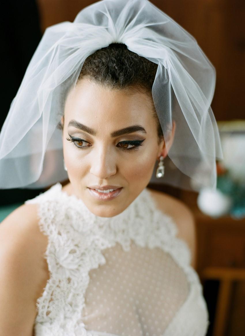 Vintage Bride - Mid-Century Wedding Inspiration