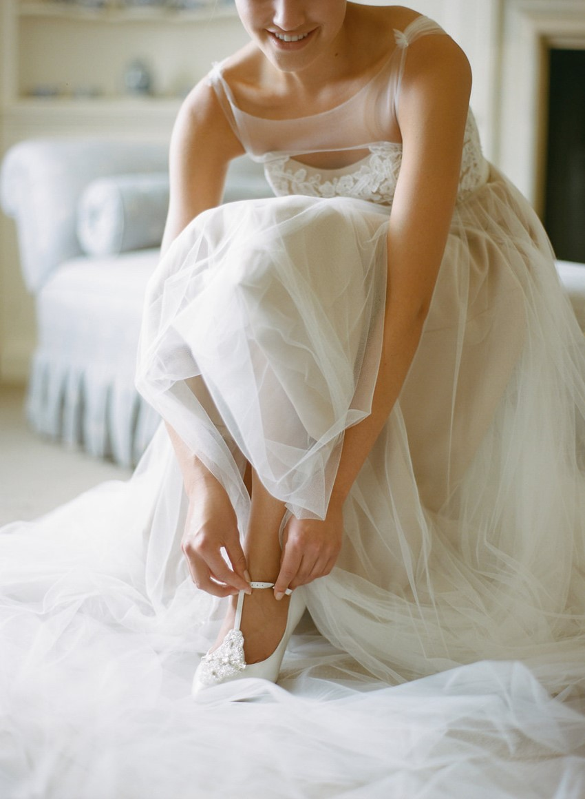 Beautiful Bridal Shoes from Bella Belle Shoes