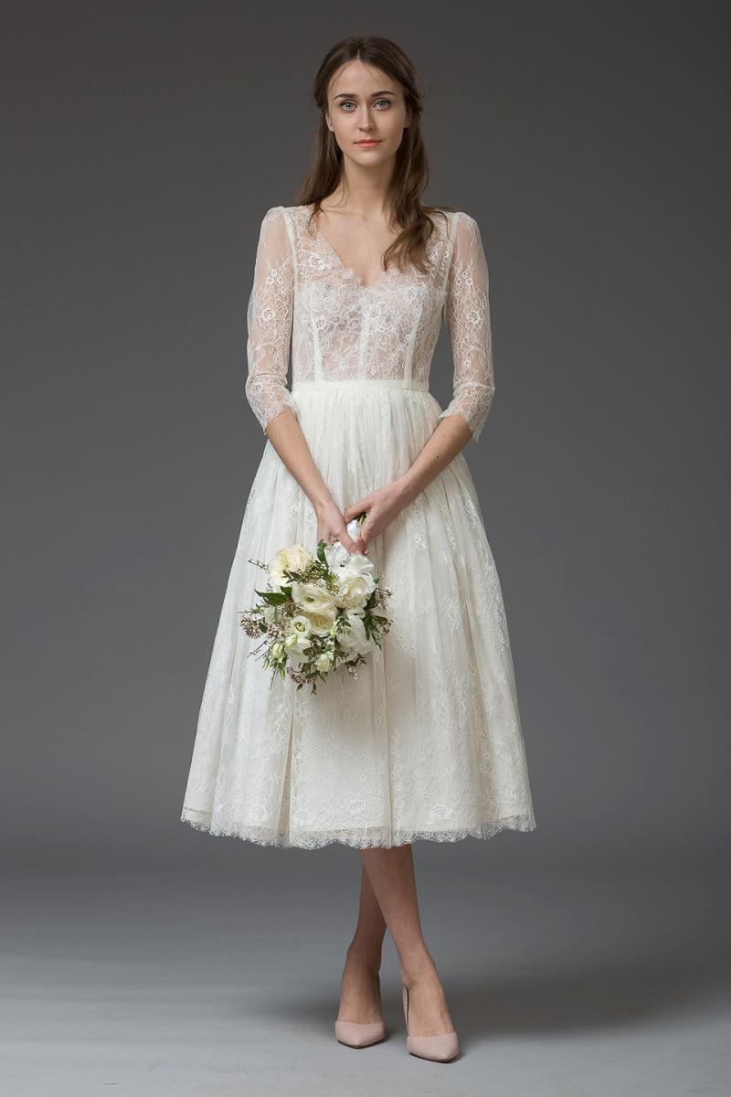 Anna - from Katya Katya Shehurina's Enchanting 2016 Wedding Dresses