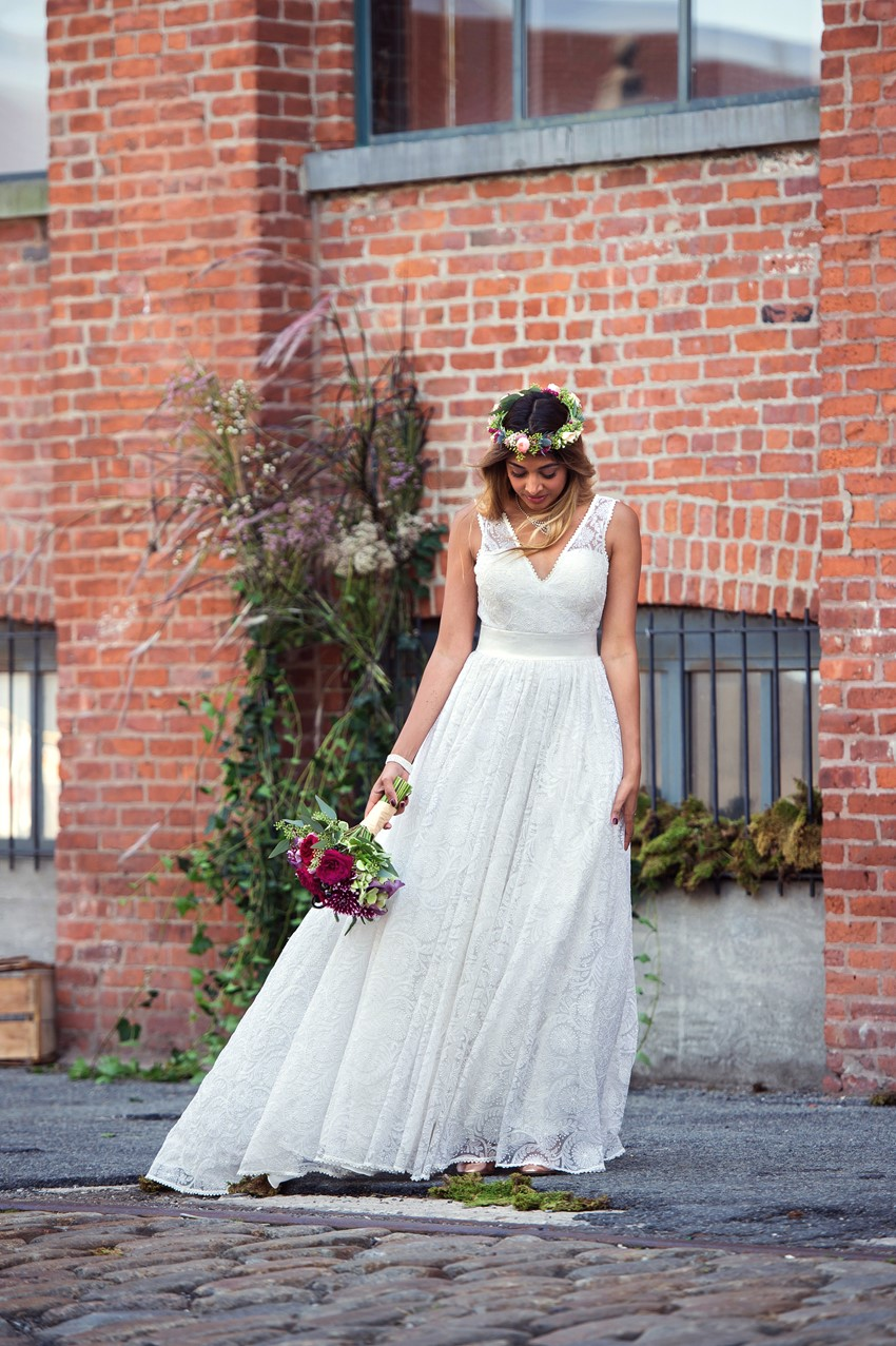 Eco Chic Wedding Dresses from Celia Grace
