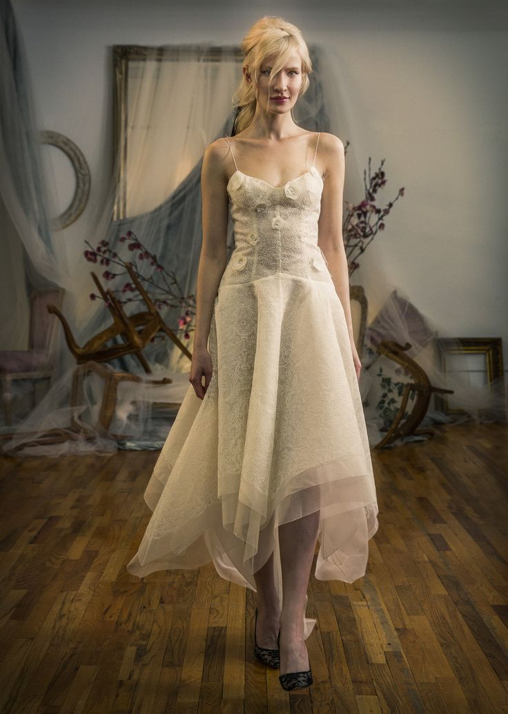 Elizabeth Fillmore's Elegant & Sophisticated Spring 2016 Bridal Collection