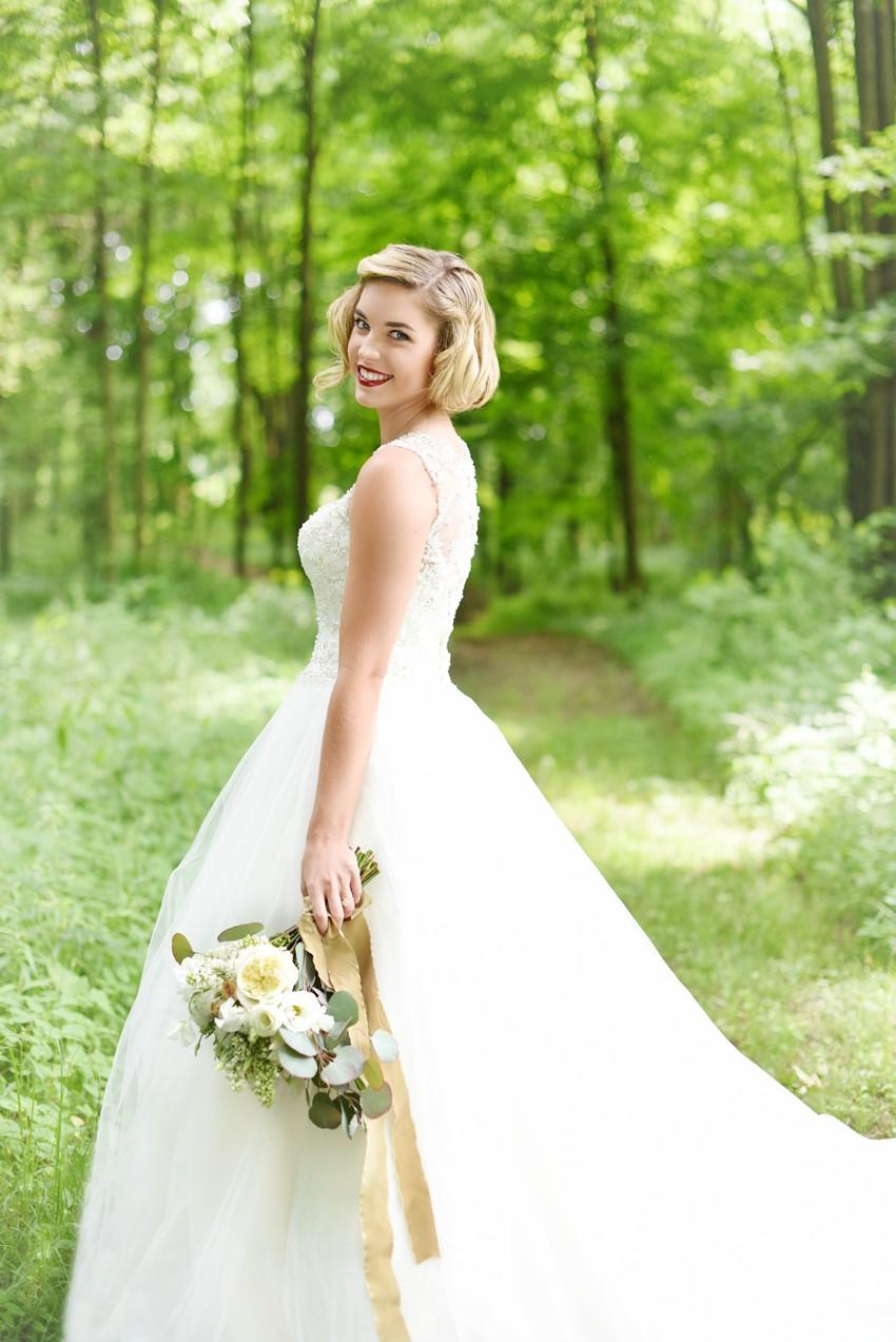 """A Lifetime of Love"" Wedding Inspiration"
