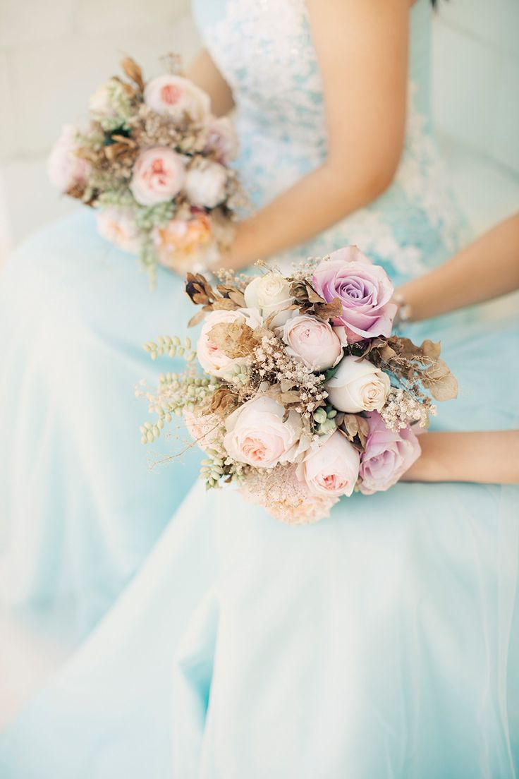 Wedding Bouquet Recipe ~ A Stunning King Protea Bridal Bouquet for a Destination Wedding