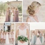 Elegant & Romantic Bridesmaids Dresses from Jenny Yoo