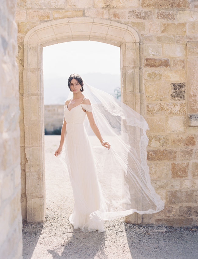 Jenny Yoo's Romantic New Bridal & Bridesmaid Collection