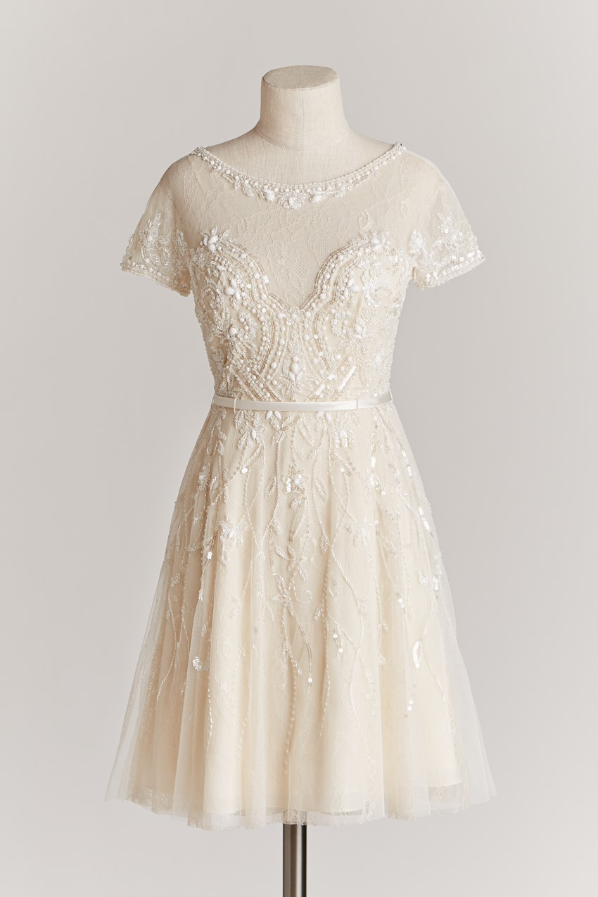 Gwendolyn Dress Reception Dress from BHLDN's Stunning Fall 2015 Collection 'Twice Enchanted'