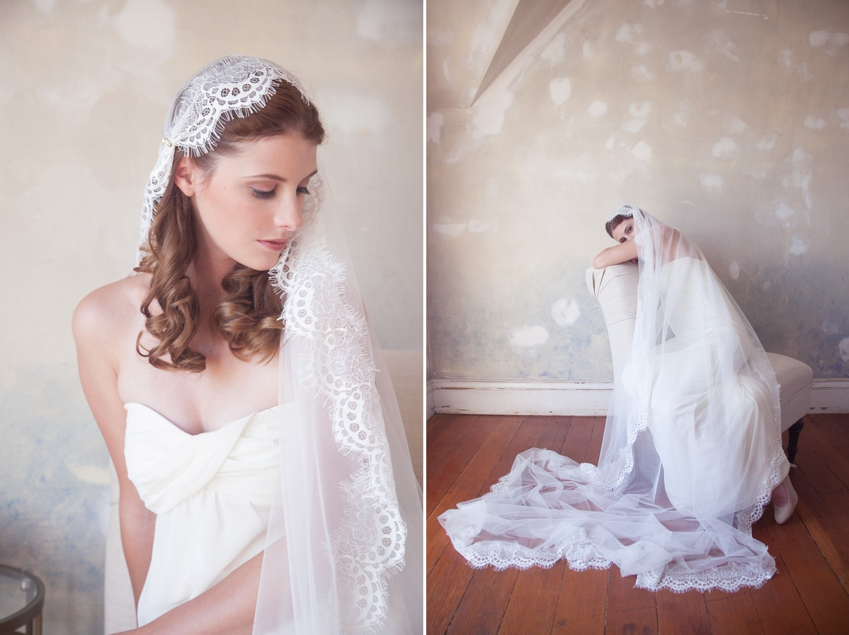 A New Collection of Exquisite Vintage Bridal Hair Accessories from Gilded Shadows