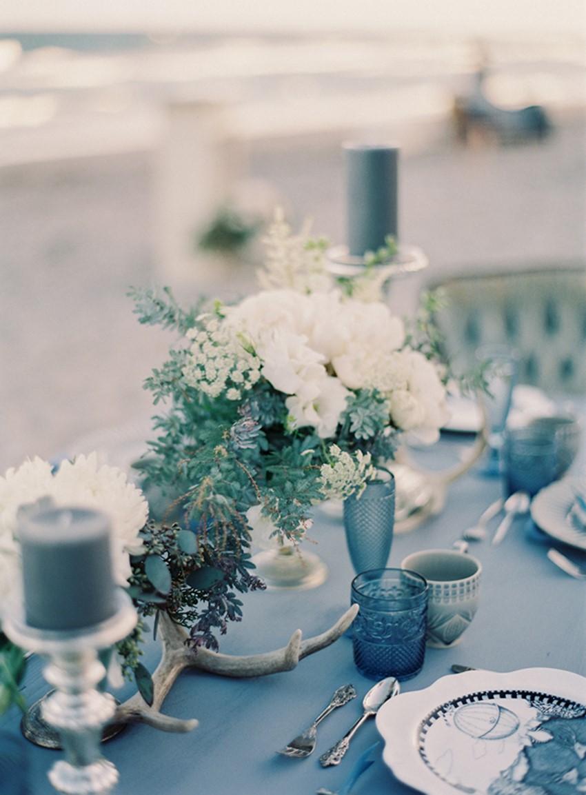 f949955087 Sea of Love' - Heavenly Beach Wedding Ideas : Chic Vintage Brides