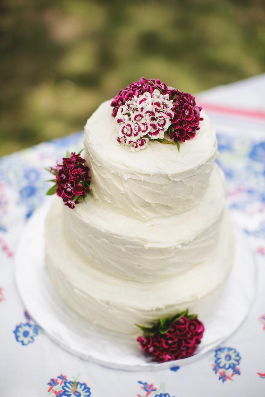 A Vintage Garden Wedding Infused with Edwardian Elegance : Chic ...