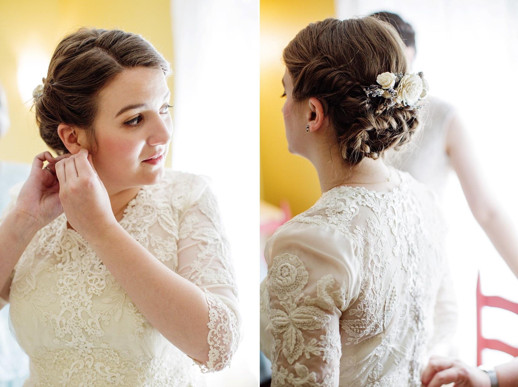 a vintage garden wedding infused with edwardian elegance   chic vintage brides