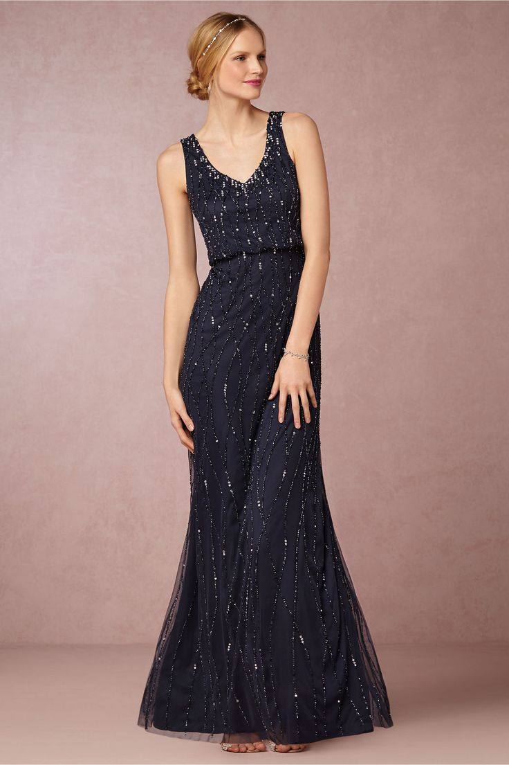 de9f552f62d Art Deco Bridesmaid Dresses - Brooklyn Dress Brooklyn Dress ~ BHLDN