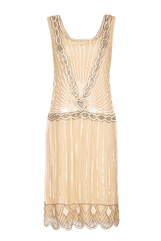 Gatsby Bridesmaid Dresses - Charleston Blush from Gatsby Lady on Etsy
