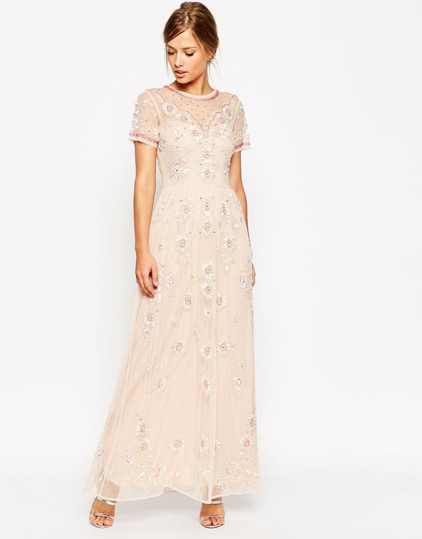 21bd66be69f 20 Fabulous Art Deco Bridesmaid Dresses   Chic Vintage Brides