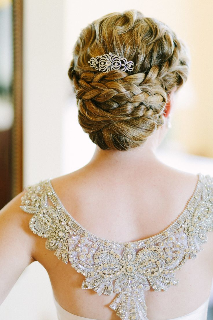20 Elegant Art Deco Bridal Hair & Makeup Ideas : Chic ...