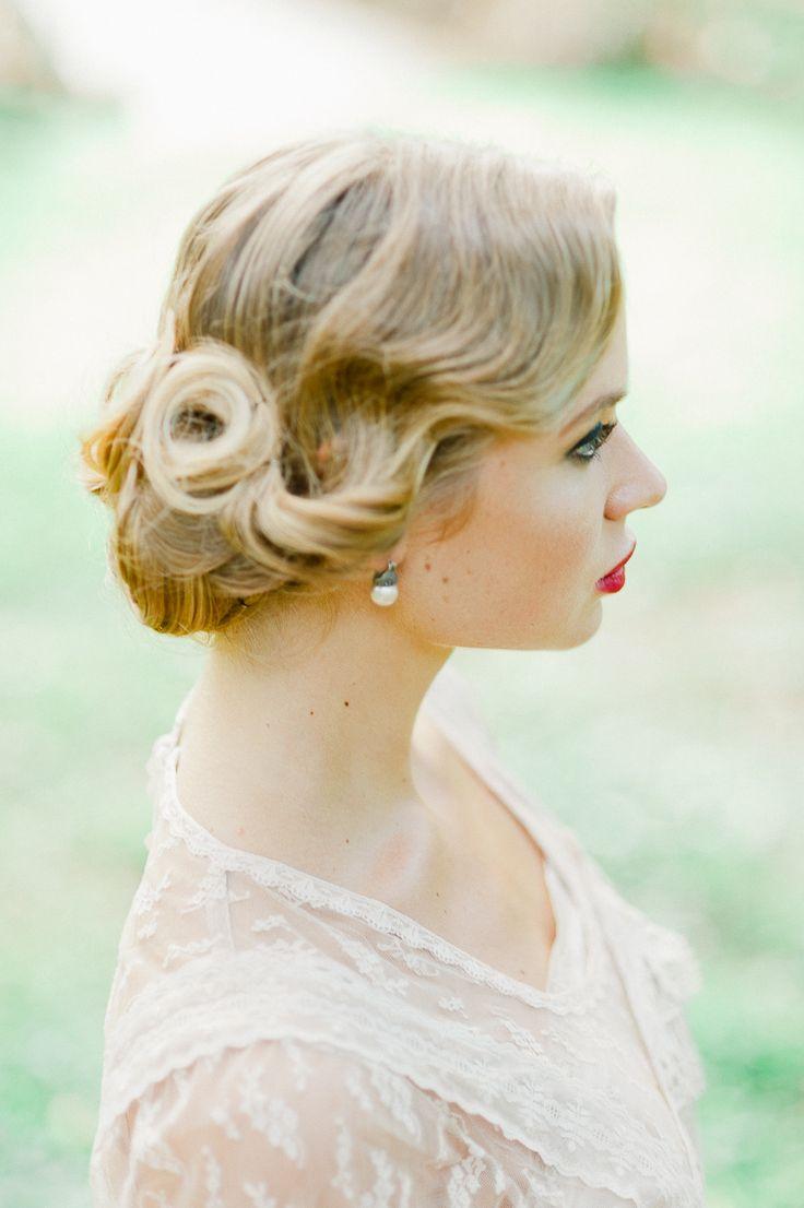 20 Elegant Art Deco Bridal Hair Amp Makeup Ideas Chic