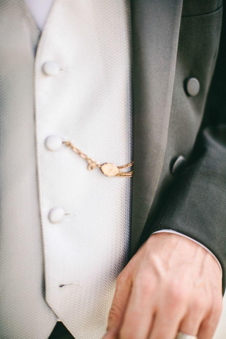 Morning Suit Art Deco Groom