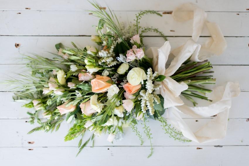 Presentation Bridal Bouquet – 20 Beautiful Art Deco Bridal Bouquets