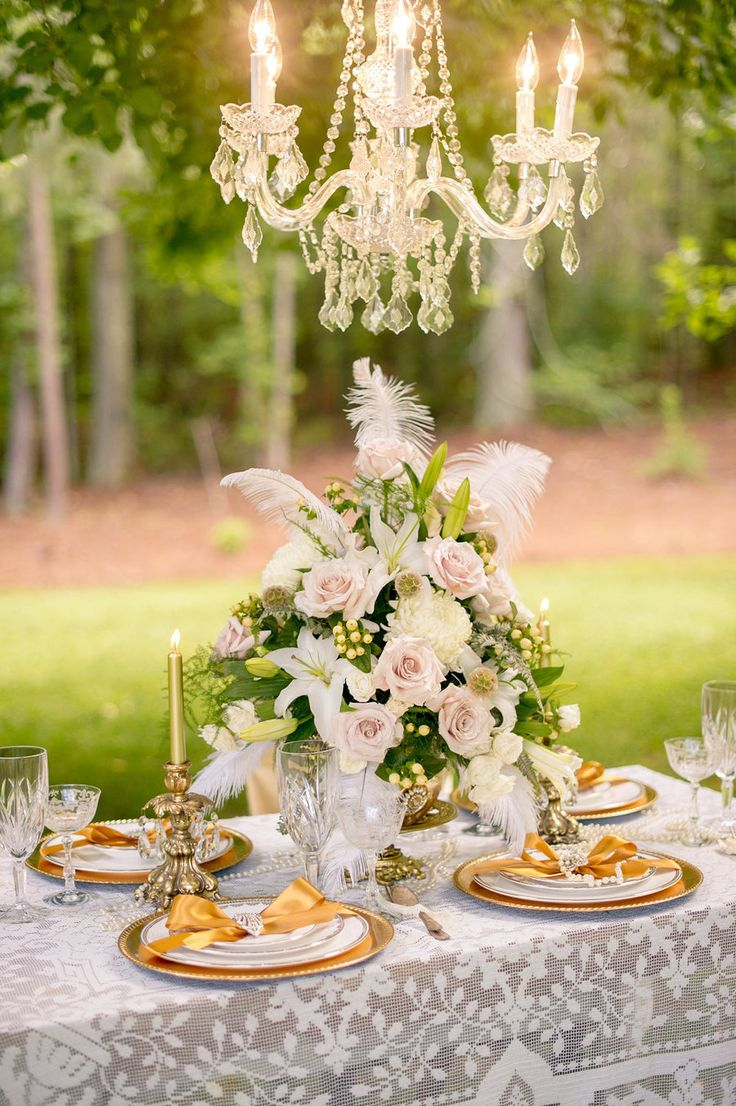 art deco wedding decorations 20 fabulous decor ideas for an deco wedding chic 1365