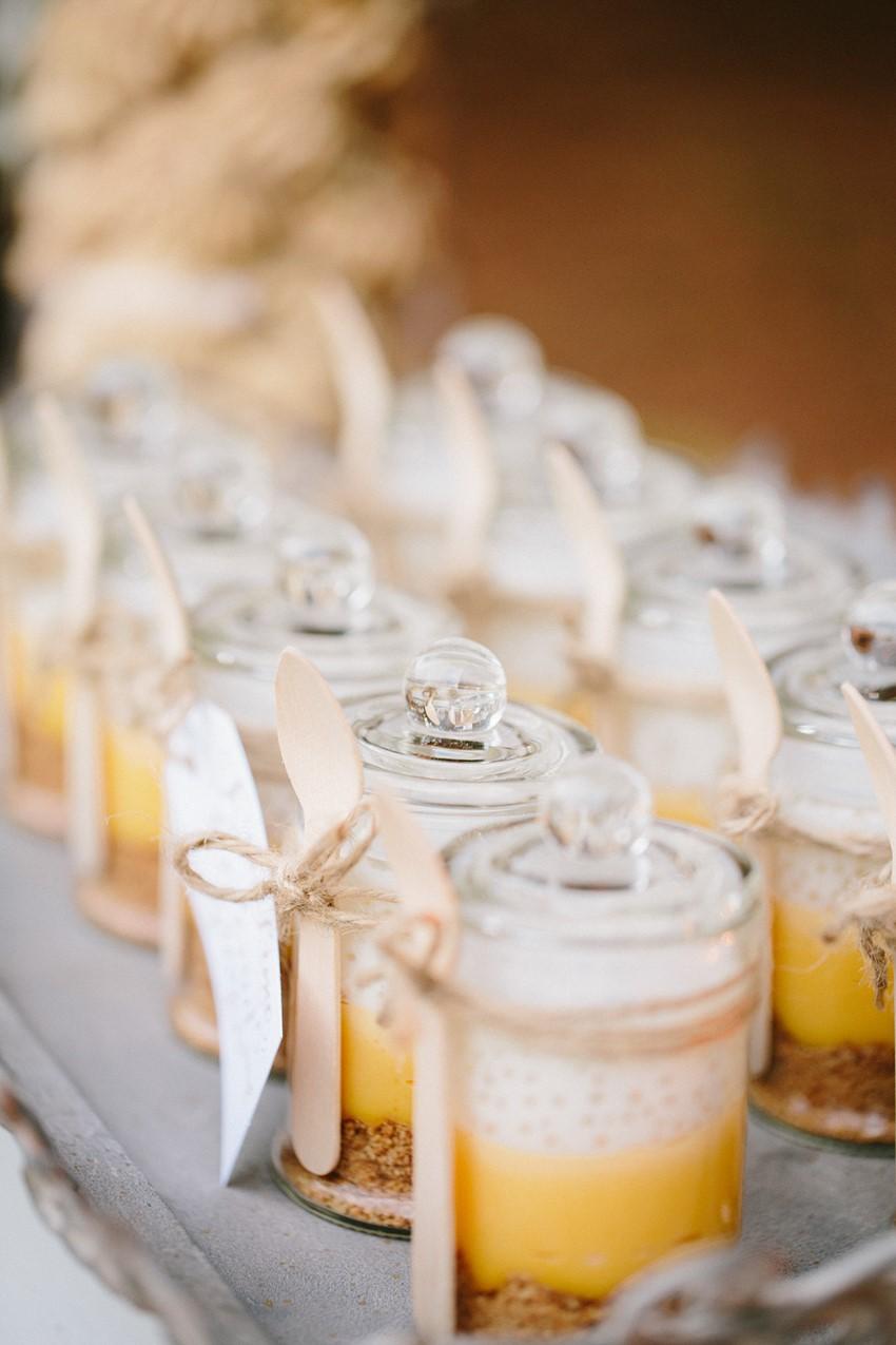 Wedding Desserts - A Rustic Vintage Wedding Inspiration Shoot at Montrose Berry Farm