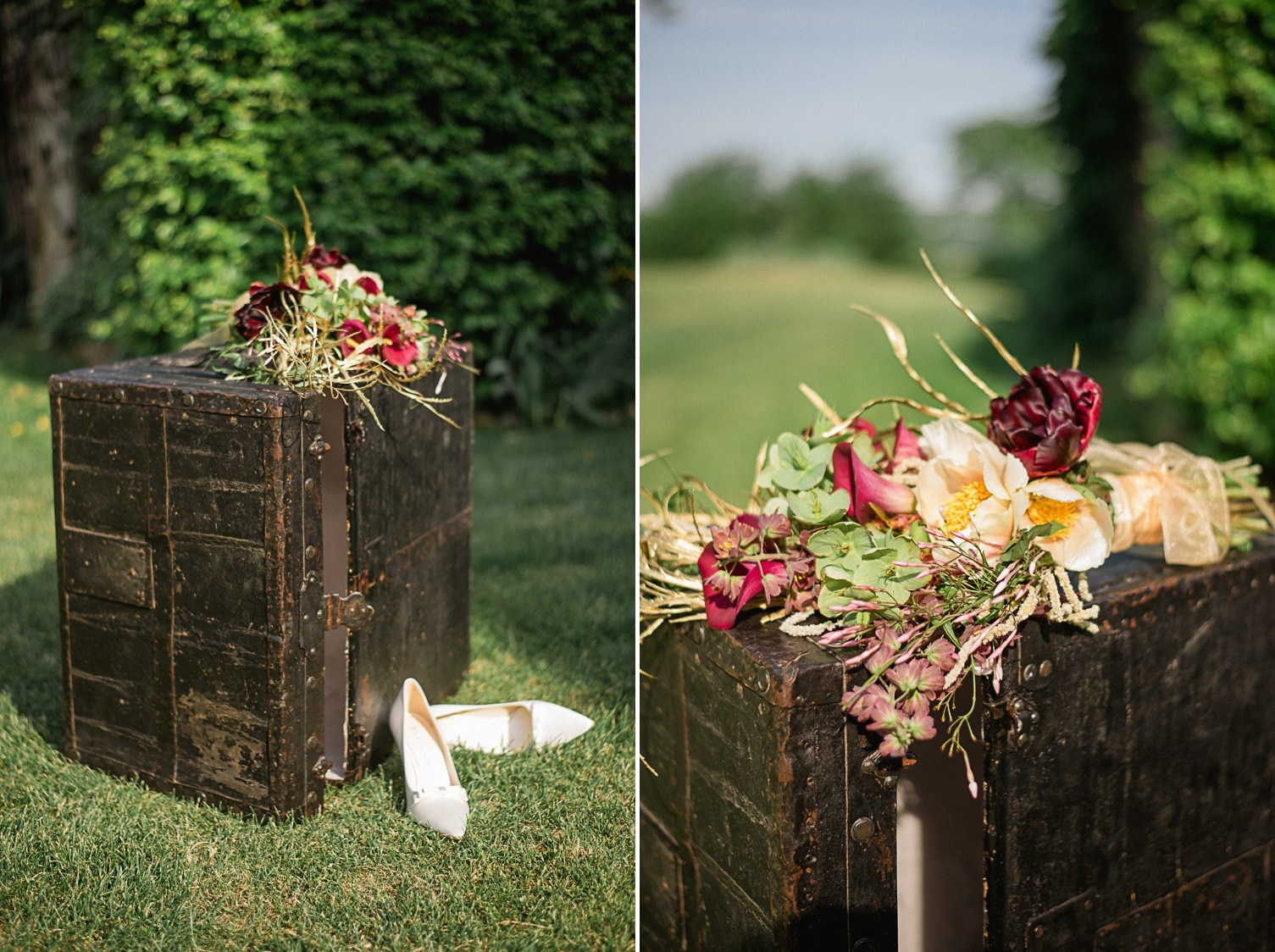 Delightful Vintage Wedding Ideas Inspired by Downton Abbey