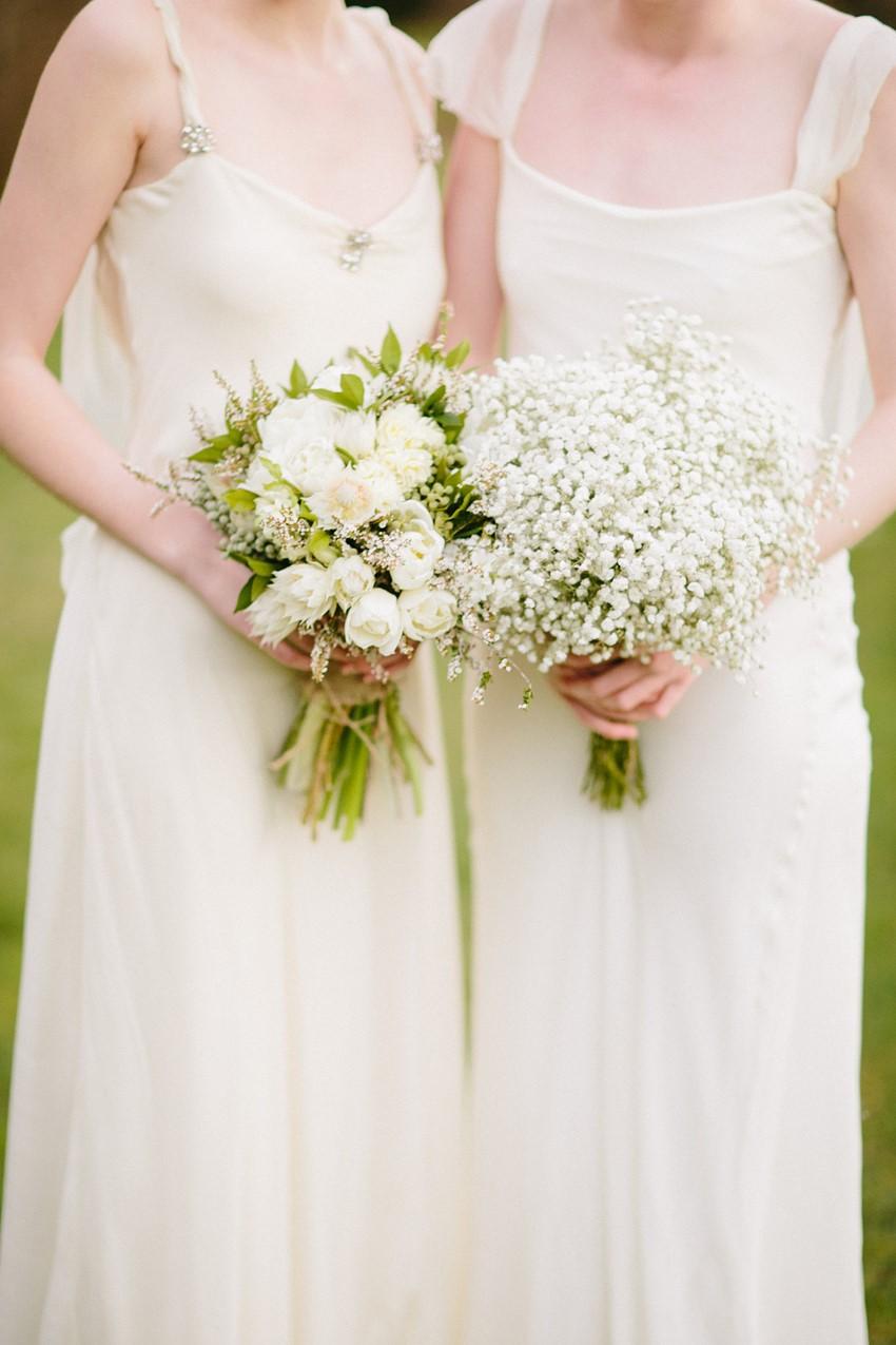 Elegant Vintage Brides - A Rustic Vintage Wedding Inspiration Shoot at Montrose Berry Farm
