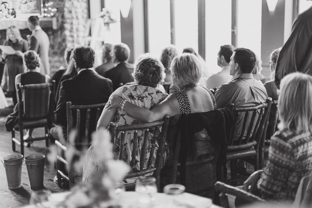Intimate Wedding Ceremony - A Romantic & Intimate Wedding Full of Vintage Charm