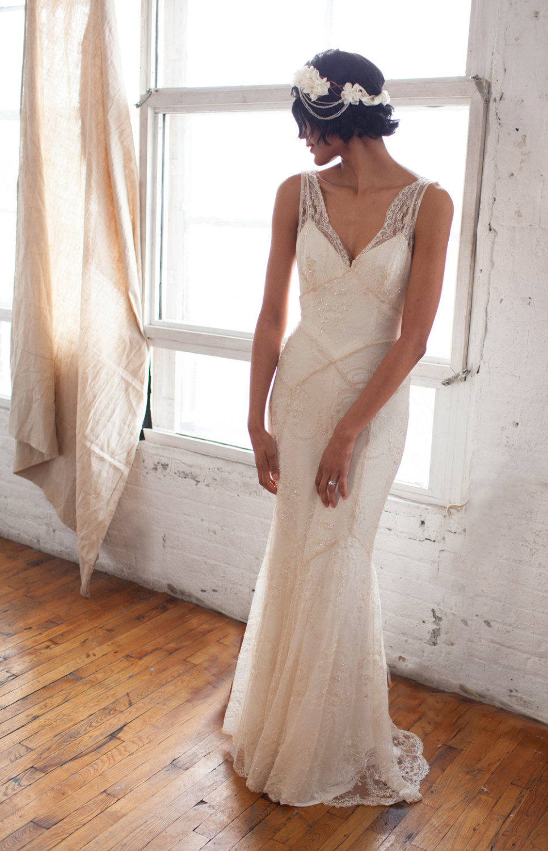 Maggie Sottero Wedding Dresses Art Deco Wedding Dress Vintage