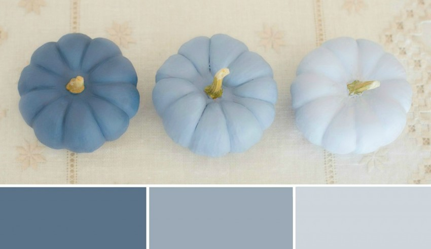 DIY Painted Pumpkins for a Beautiful Fall Tablescape