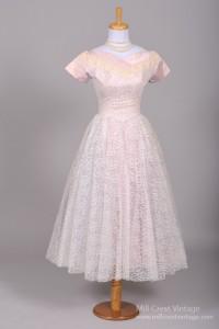 Fabulous Vintage 1950s Bridesmaid Dresses from Mill Crest Vintage
