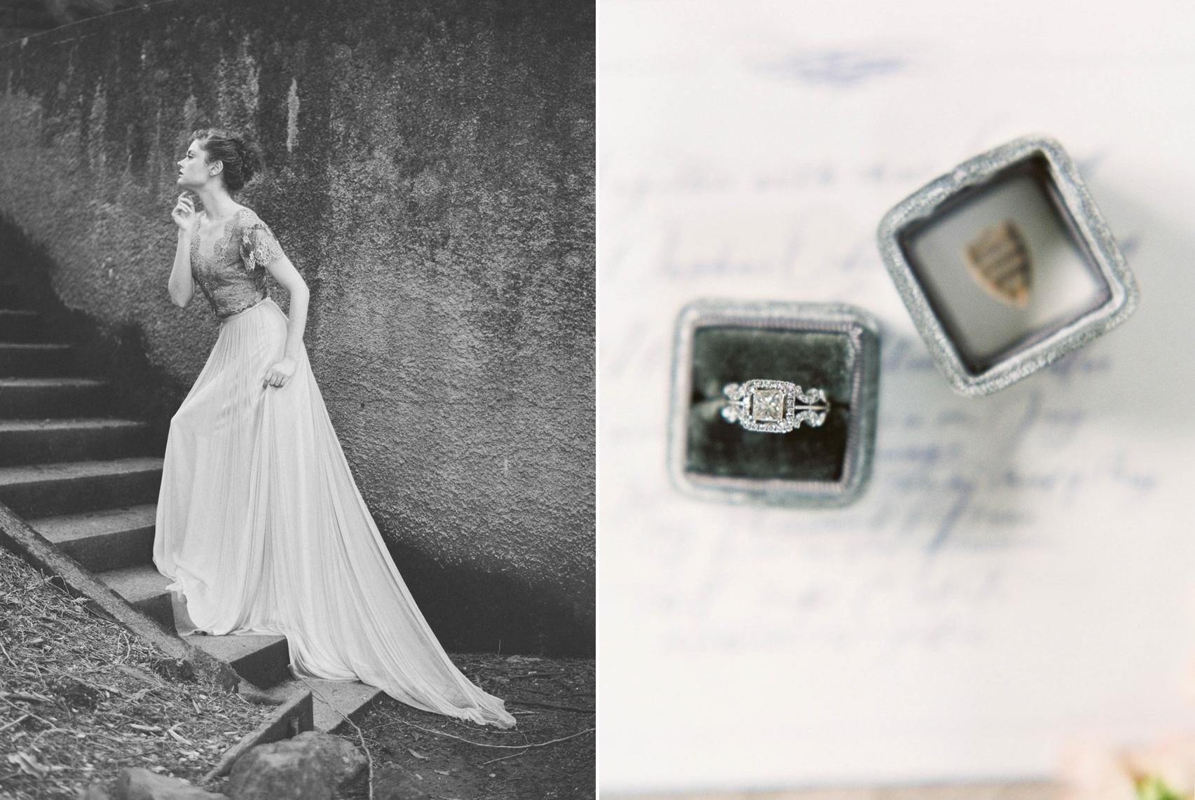 Romantic Halloween Wedding Ideas Chic Vintage Brides