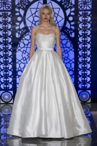 Vintage Wedding Dress - Reem Acra Wedding Dress